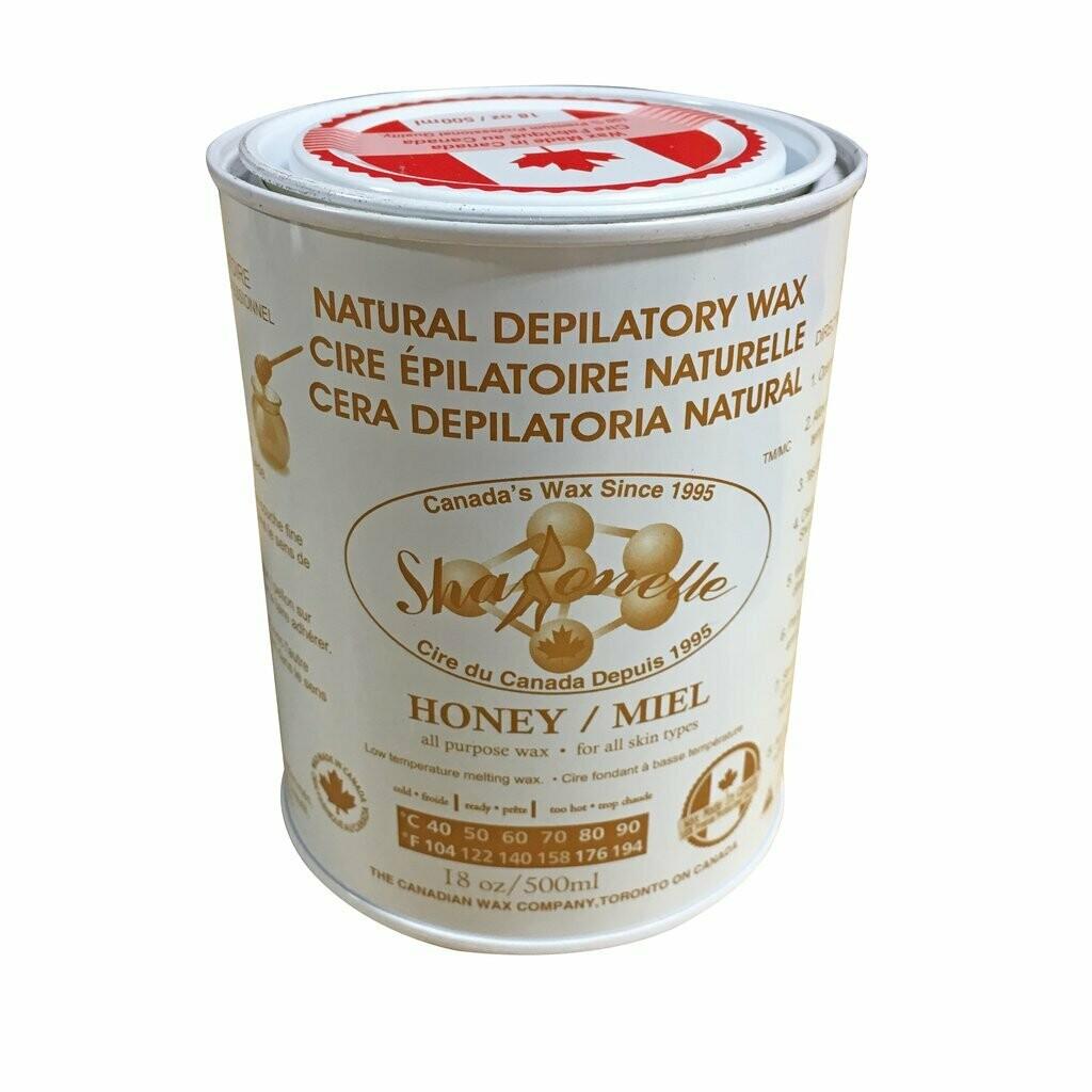 [Sharonelle] Soft Wax (Honey)