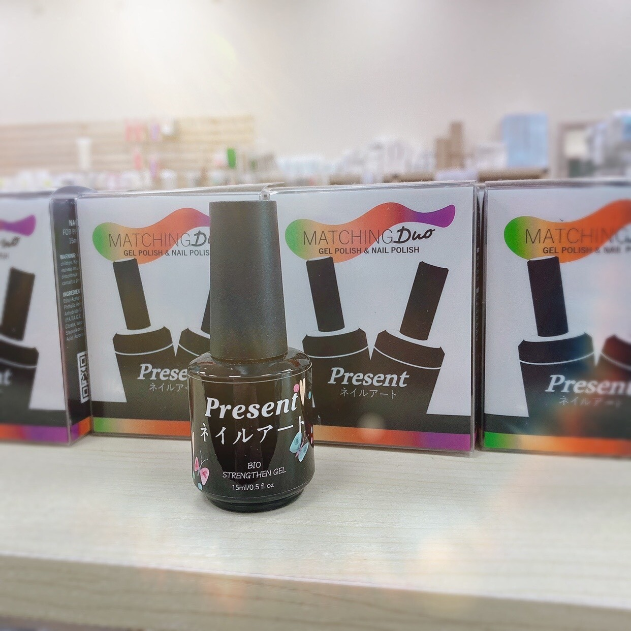 [Present] Strength Gel (15ml)
