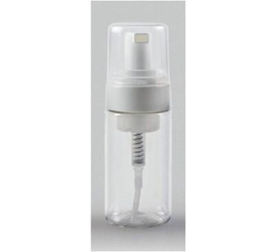 [generic] Foam Bottle (clear/white) (120ml)