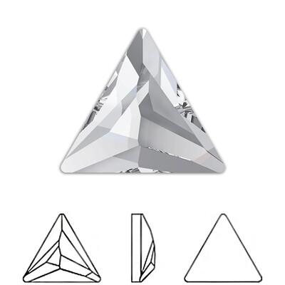 [Swarovski] Flat Back Crystal 2720 (MM7.5) (6 pieces/pack) (1 colour)
