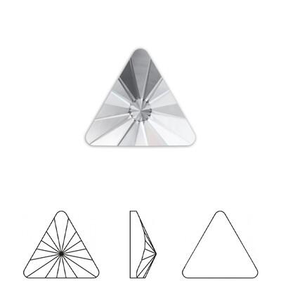 [Swarovski] Flat Back Crystal 2716 (MM5) (6 pieces/pack) (2 colours)