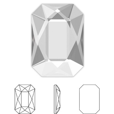 [Swarovski] Flat Back Crystal 2602 (MM8X5.5) (6 pieces/pack) (1 colour)