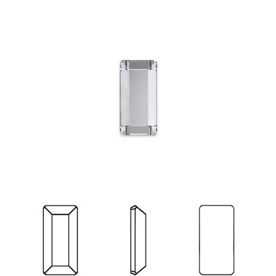 [Swarovski] Flat Back Crystal 2510 (MM3.7X1.9) (6 pieces/pack) (1 colour)