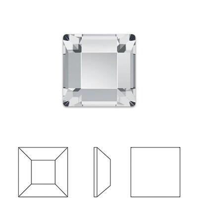 [Swarovski] Flat Back Crystal 2400 (MM4) (6 pieces/pack) (1 colour)