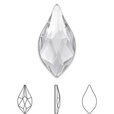[Swarovski] Flat Back Crystal 2205 (MM10) (6 pieces/pack) (3 colours)