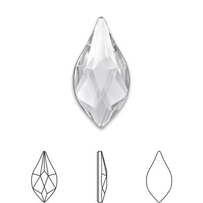 [Swarovski] Flat Back Crystal 2205 (MM7.5) (6 pieces/pack) (3 colours)