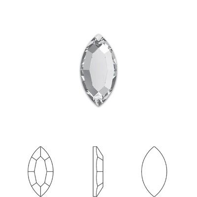 [Swarovski] Flat Back Crystal 2200 (MM4) (6 pieces/pack) (1 colour)