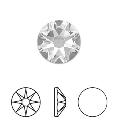 [Swarovski] Flat Back Crystal 2088 (SS24) (18 pieces/pack) (2 colours)