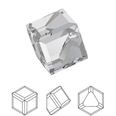 [Swarovski] Point Back Crystal 4841 (MM6) (3 pieces/pack) (1 colour)