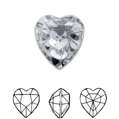 [Swarovski] Point Back Crystal 4813 (MM6.5X6) (6 pieces/pack) (1 colour)