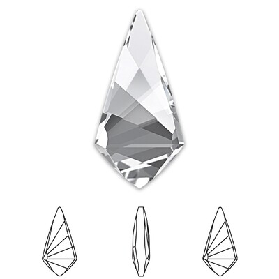 [Swarovski] Point Back Crystal 4731 (MM10X5) (6 pieces/pack) (4 colours)