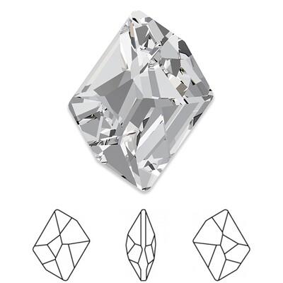 [Swarovski] Point Back Crystal 4739 (MM14X11) (1 piece/pack) (2 colours)