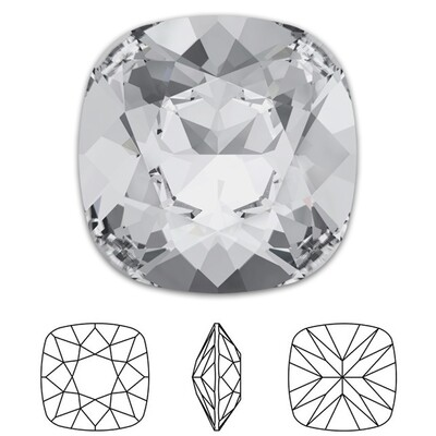 [Swarovski] Point Back Crystal 4470 (MM10) (6 pieces/pack) (3 colours)