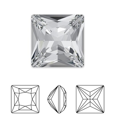 [Swarovski] Point Back Crystal 4447 (MM6) (6 pieces/pack) (1 colour)