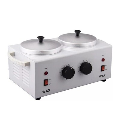 [generic] Professional Double Pots Wax Warmer