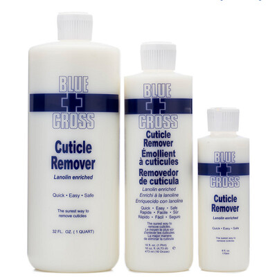 [Blue Cross] Cuticle Remover (3 Sizes)