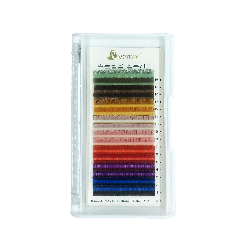 [Eyemix] Colour Lash