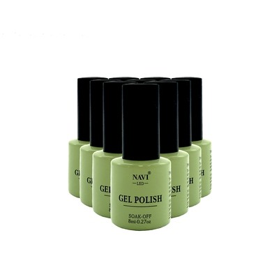 [NAVI] Gel Polish (210 Colors) (8ml)