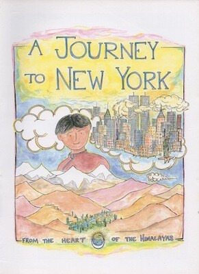 A Journey to New York: From the Heart of the Himalayas