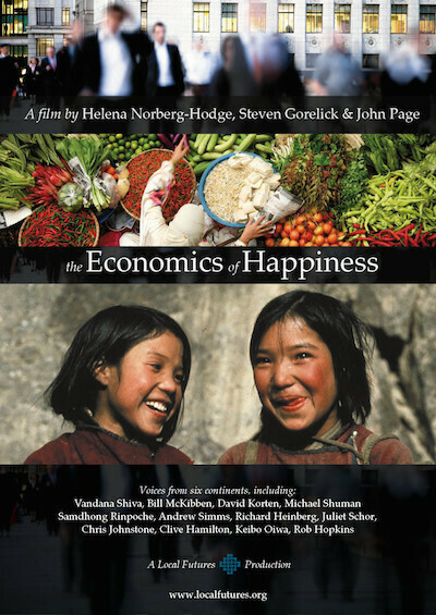 The Economics of Happiness - DVD