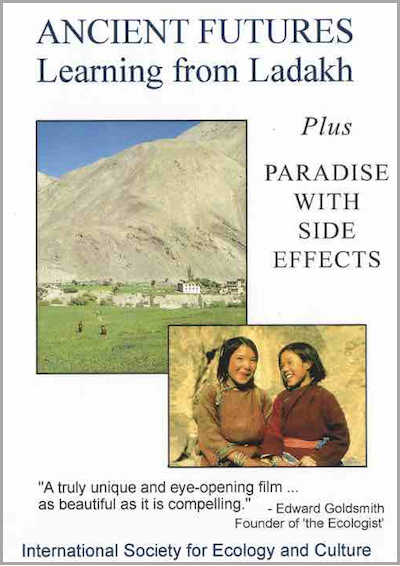 Combined DVD: Ancient Futures & Paradise with Side Effects
