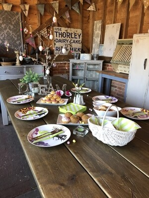 Rustic Refectory Banqueting Table
