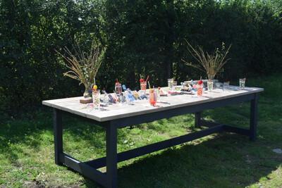 Prosecco Banqueting Patio Table