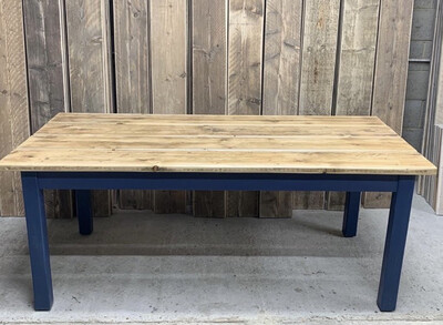 PRE-MADE Rustic Dining Table