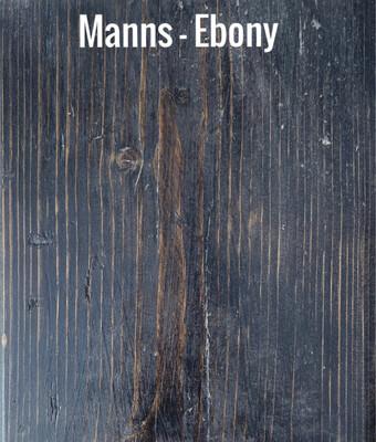MANNS Ebony - Sample