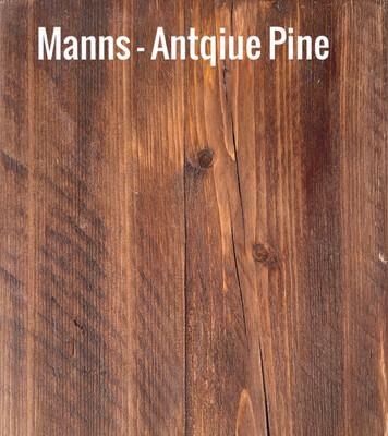 MANNS Antique Pine - Sample