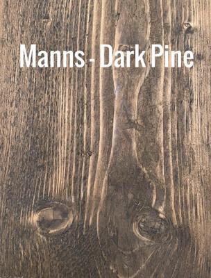 MANNS Dark Pine - Sample