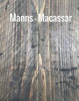 MANNS Macassar - Sample