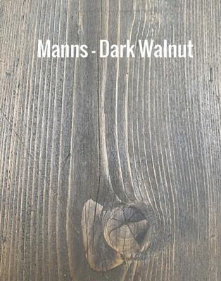 MANNS Dark Walnut - Sample