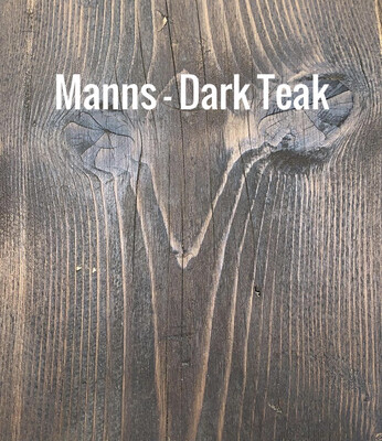 MANNS Dark Teak - Sample