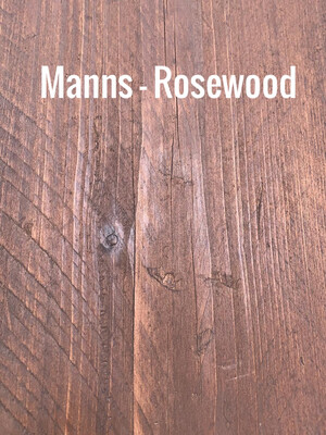 MANNS Rosewood - Sample