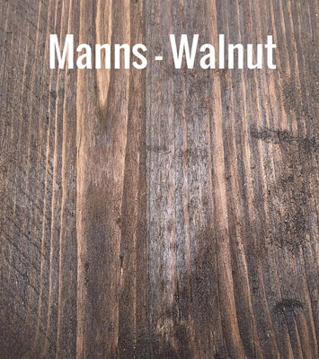 MANNS Walnut - Sample