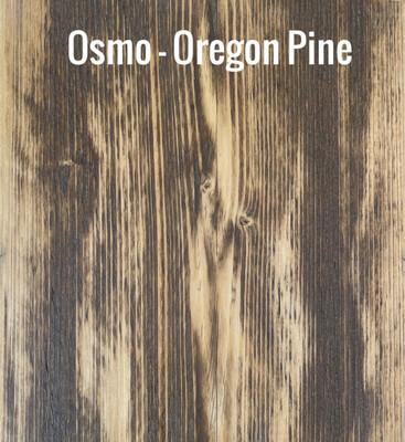 OSMO Oregon Pine - Sample