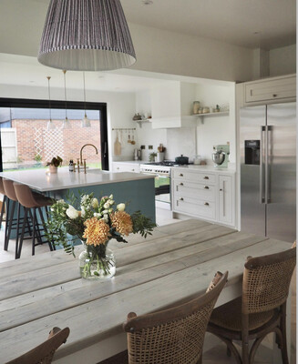 Rustic Refectory Table