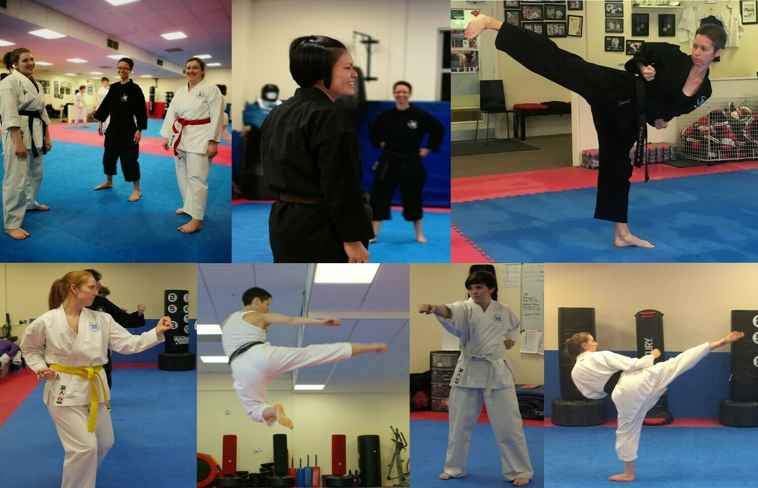 Ladies only Beginners Karate Course