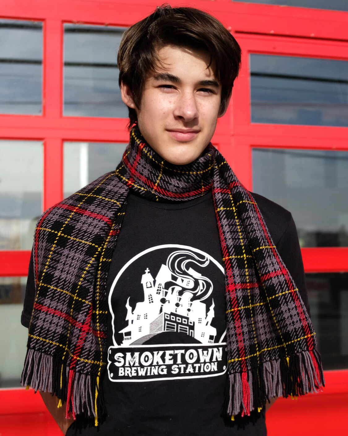 Smoketown Tartan the silky edition