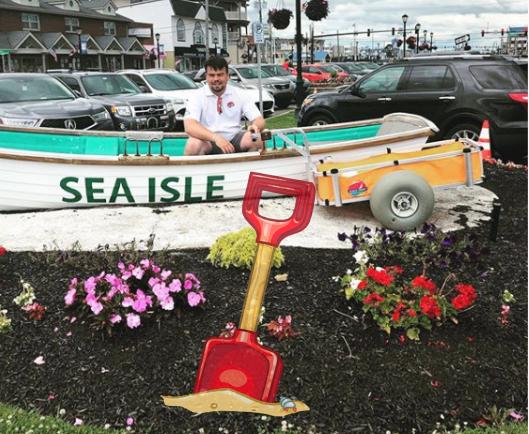 """The Simple Scoop"" in Sea Isle City"