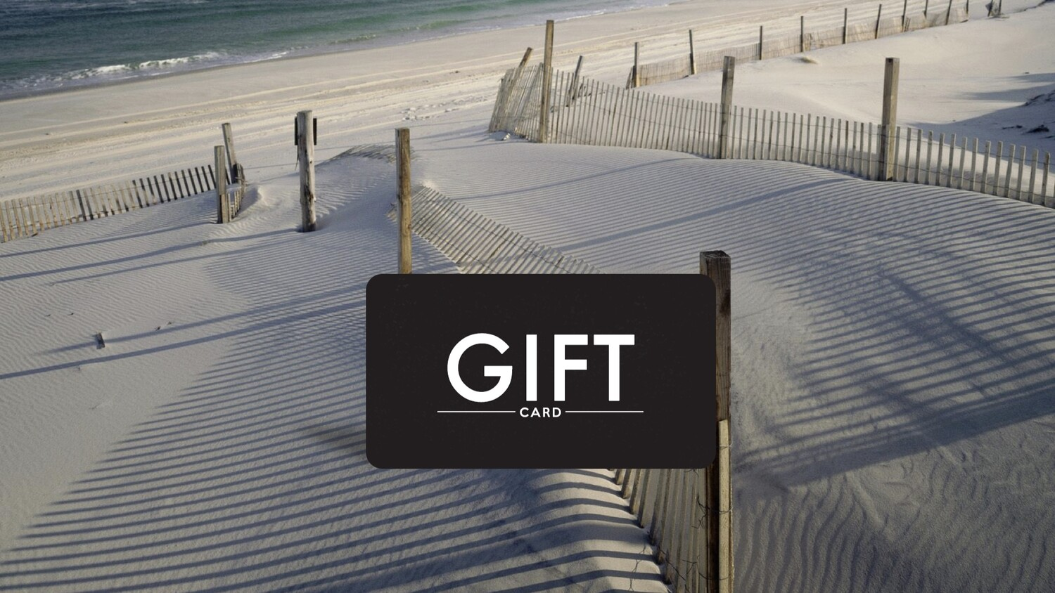 """Gift Card...Give the Gift of """"Relaxation"""""""