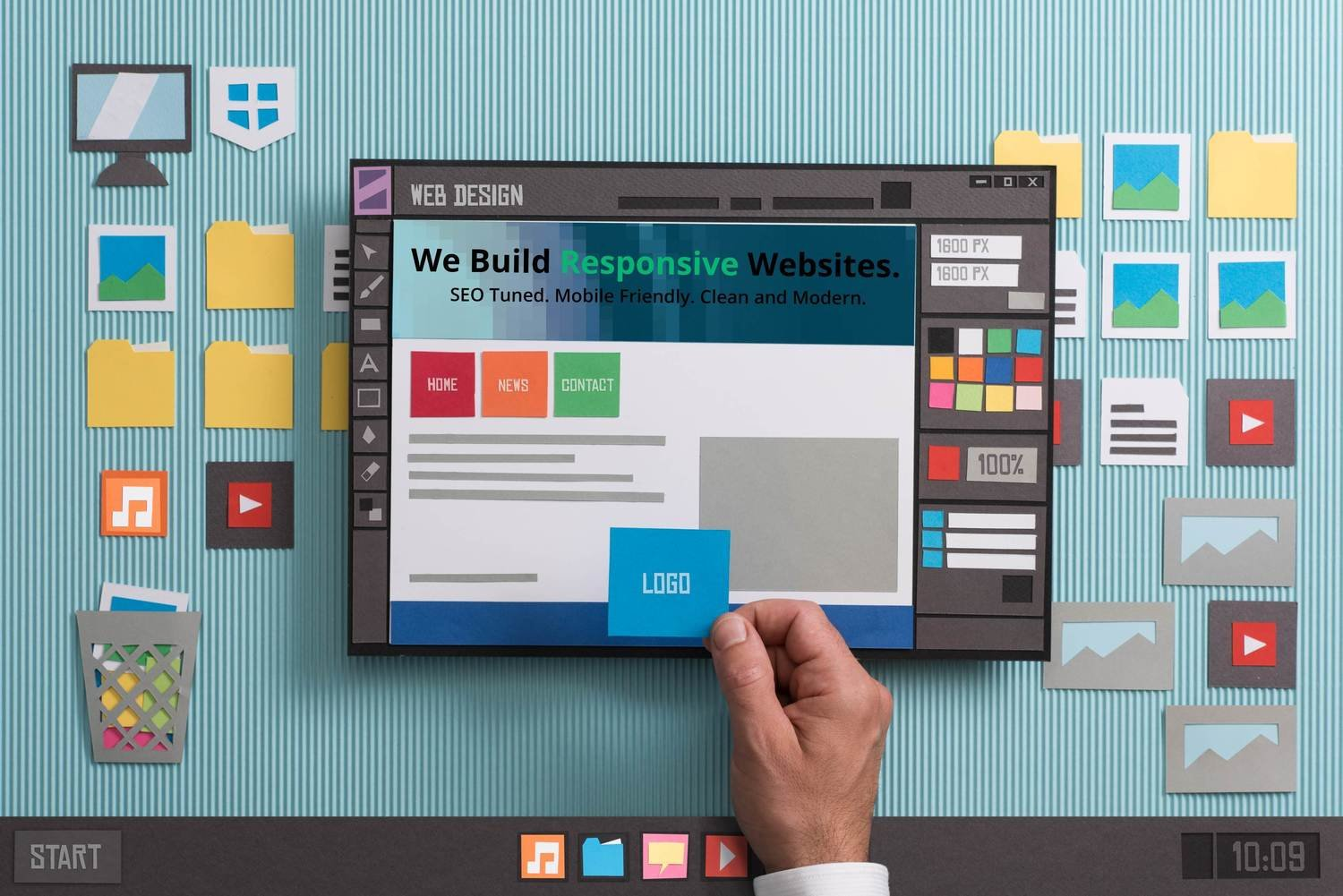 Website Building (Small Business Package)