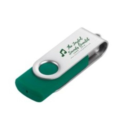 USB Flashdrive 2008-2018