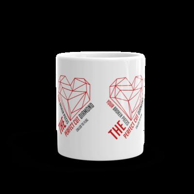 The Perfect Cut Diamond //  Mug