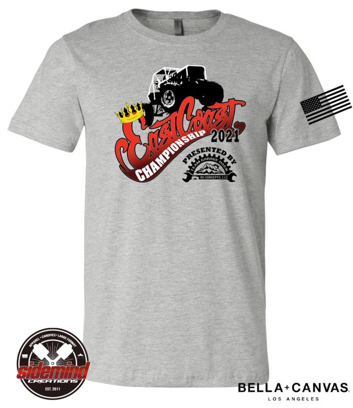 2021 ECC T-Shirt - Premium