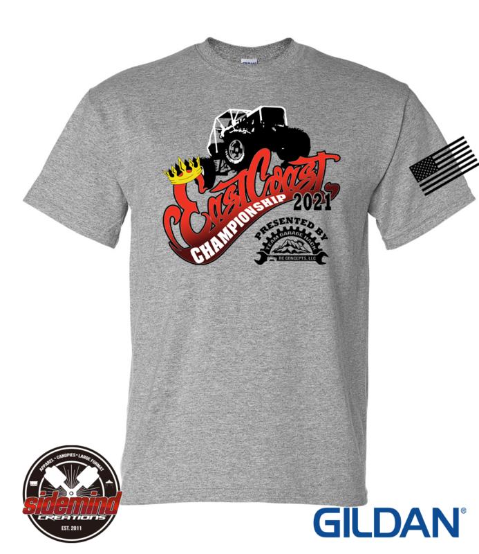 2021 ECC T-Shirt - Standard