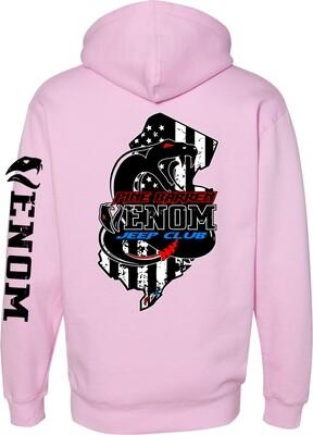 PBV Premium Hoodie - Pink