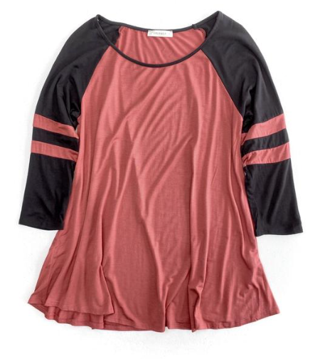 ​Ready to Roll Rugby Top in Marsala