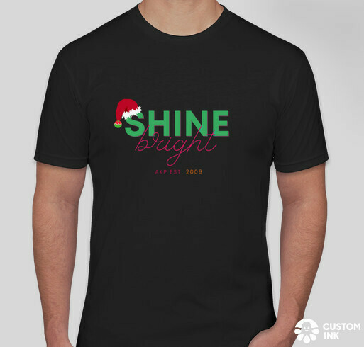 S&B Collection -Shine Bright Holiday Unisex T-Shirt